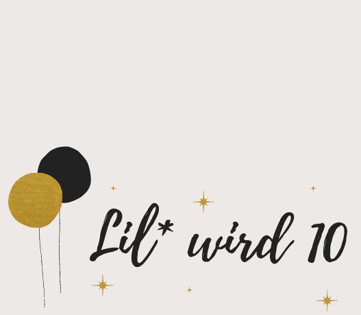 10 Jahre lil*